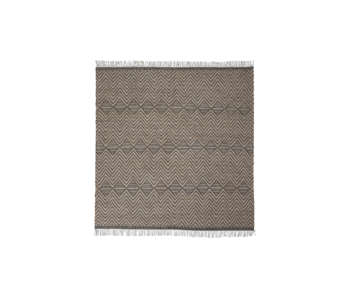 House Doctor Tapis Ranjar - naturel 250x250cm