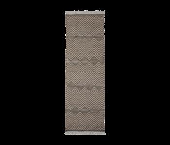 House Doctor Ranjar teppe - naturlig 300x90cm