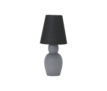 House Doctor Orga table lamp - gray