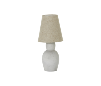 House Doctor Orga table lamp - sand