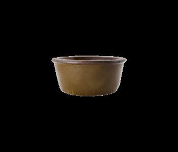 House Doctor Whai flowerpot - mustard Ø30cm