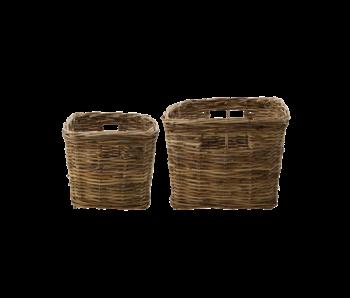 House Doctor Baskit baskets - set of 2 pcs