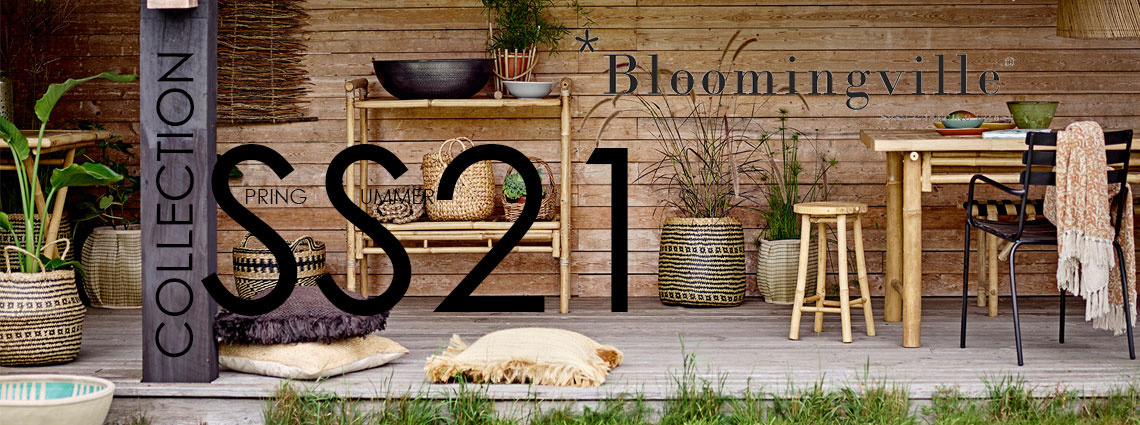 Buy the new Bloomingville 2021 collection at LIVING AND COMPANY