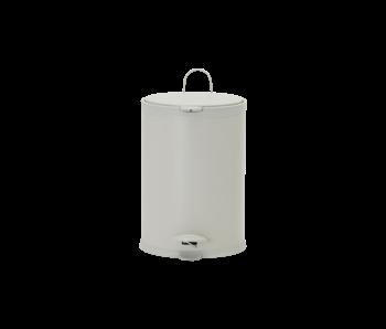 House Doctor Eda prullenbank ecru - 20 liter