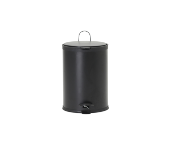 House Doctor Eda prullenbank zwart - 20 liter