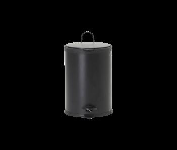 House Doctor Eda waste bin black - 20 liters