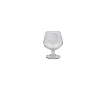 House Doctor Crys cognac glasses - set of 12 pieces