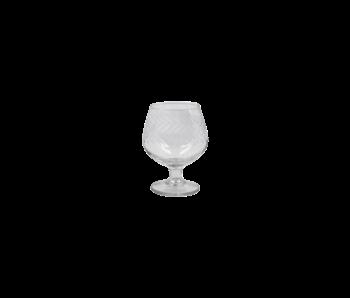 House Doctor Crys cognac glazen - set van 12 stuks