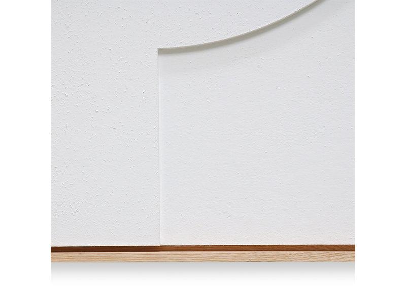 HK-Living Frame relief art panel B 100x4x123cm