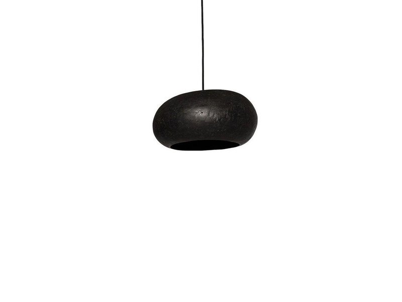 Ay Illuminate Pebble hanglamp zwart - medium