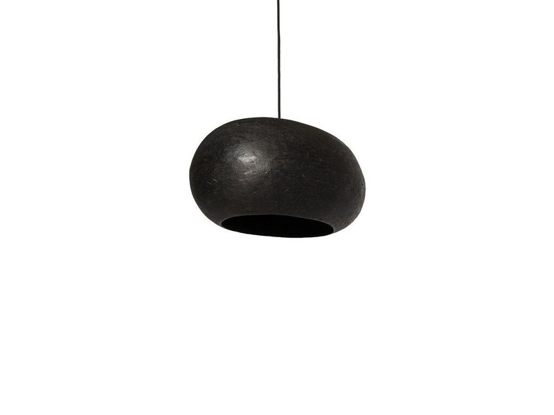 Ay Illuminate Pebble hanglamp zwart - large