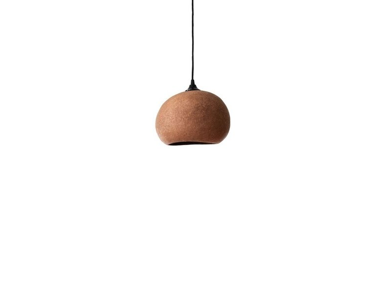 Ay Illuminate Pebble hanglamp terracotta - small