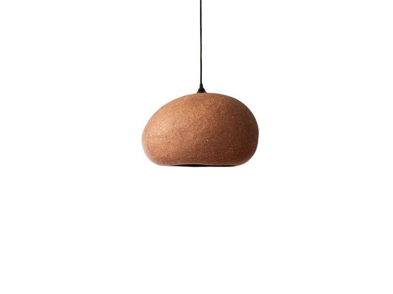 Ay Illuminate Pebble hanglamp terracotta - large