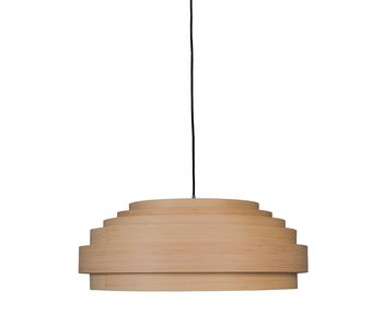 Ay Illuminate Thin Wood hanglamp - large
