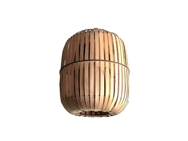 Ay Illuminate Wren hanglamp bamboe - medium
