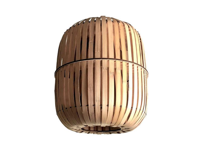 Ay Illuminate Wren hanglamp bamboe - large