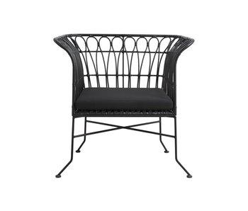 Nordal Alba lounge chair - outdoor
