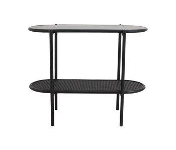 Nordal Nordal Surma side table - black