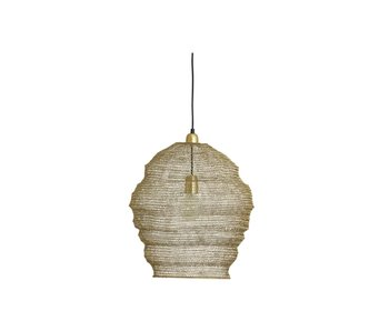 Nordal Juno pendant lamp - gold