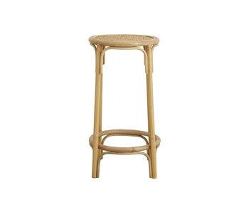 Nordal Nen bar chair - natural