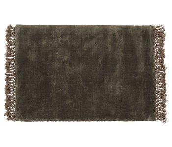 Nordal Noble rug - gray 60x90cm