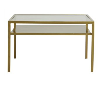 Nordal Etne coffee table - gold