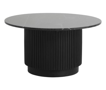 Nordal Erie coffee table - black
