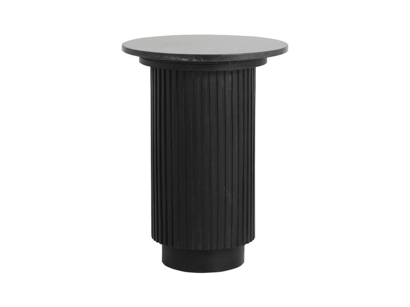 Nordal Erie side table - black