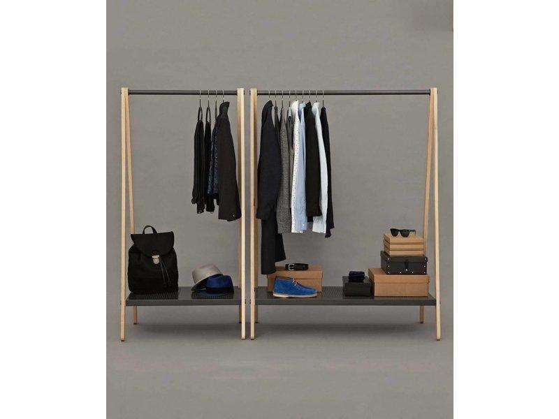 Normann Copenhagen Toj Small kledingrek grijs