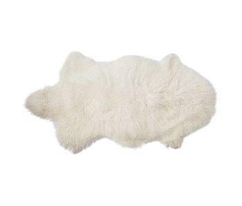 Bloomingville naturlige fåreskind