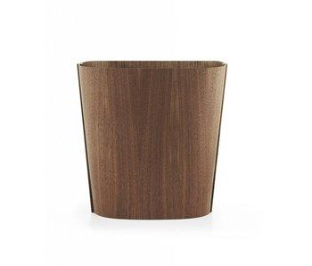 Normann Copenhagen Tales of Wood walnut office bin