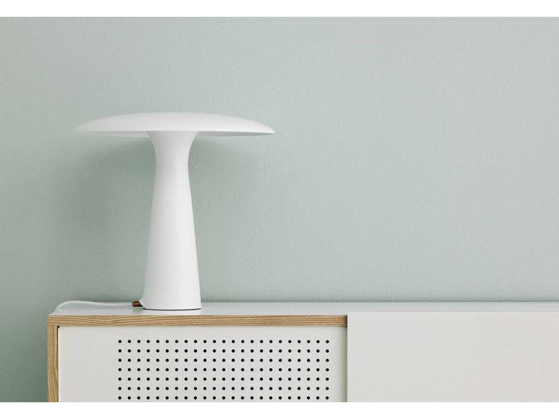 Normann Copenhagen Shelter tafellamp wit