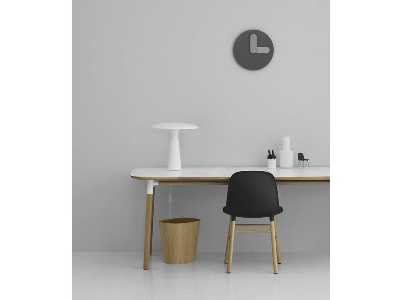 Normann Copenhagen Shelter tafellamp zwart