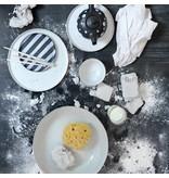 HK-Living Ontbijtbord keramiek