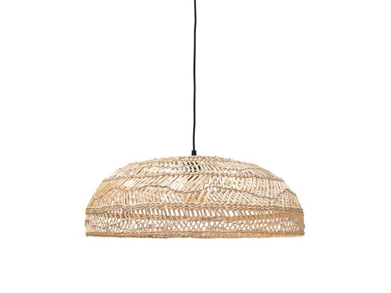 HK-Living Hanglamp riet medium