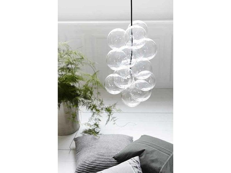 House Doctor Lamp DIY glazen bollen