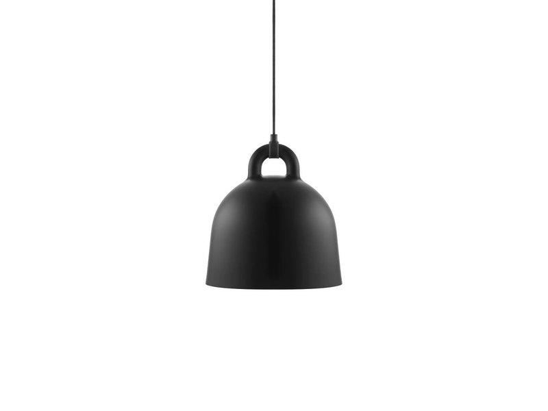 Normann Copenhagen Bell Small hanglamp zwart