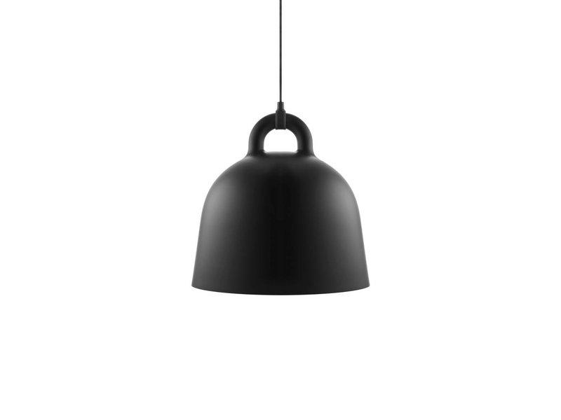 Normann Copenhagen Bell Medium hanglamp zwart