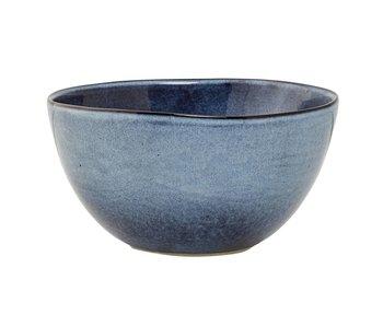 Bloomingville Sandrine bowl blue