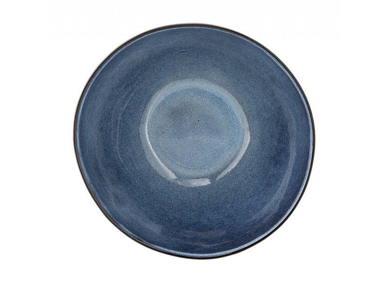 Bloomingville Sandrine Schale blau