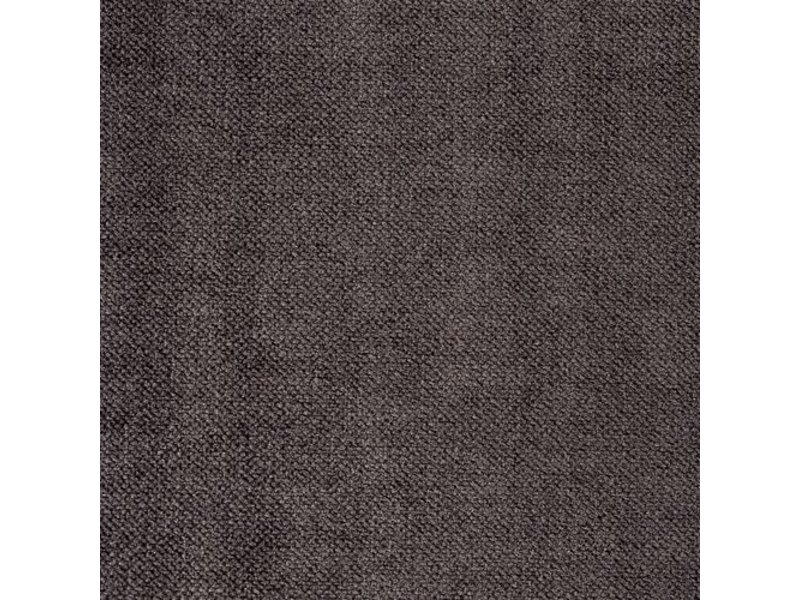 Bloomingville Fred poef donker grijs met 3 poten
