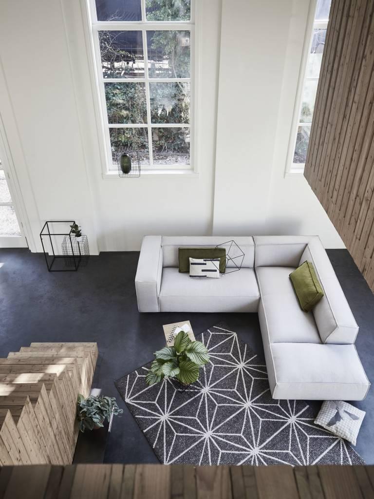 Hippe Design Bank.Dunbar Modulaire Bank Sofa