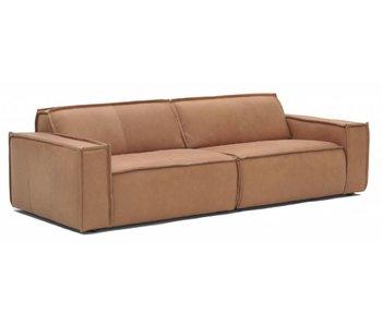FEST Amsterdam Kant soffa skinnsoffa naturale 8002
