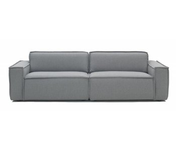 FEST Amsterdam Edge sofa sofa stoff sydney 91 lys grå