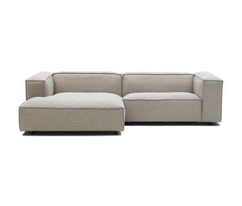 FEST Amsterdam Dunbar banco modular sofá polvere 21 color beige