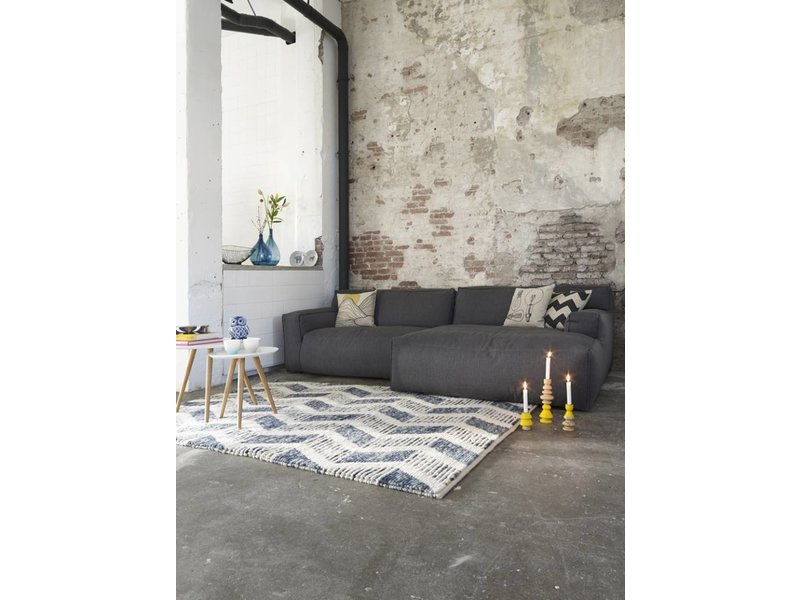 FEST Amsterdam Clay modulaire bank sofa sydney 94 donkergrijs