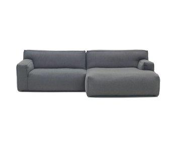 FEST Amsterdam Arcilla Banco modular sofá Sydney 94 oscura