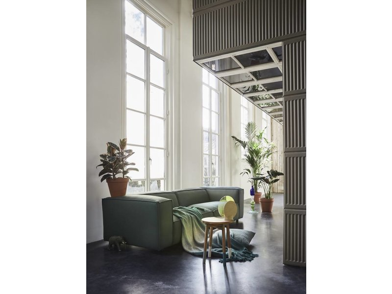 FEST Amsterdam Dunbar modulares Sofa Sofa 991 Kvadrat Held grün grau