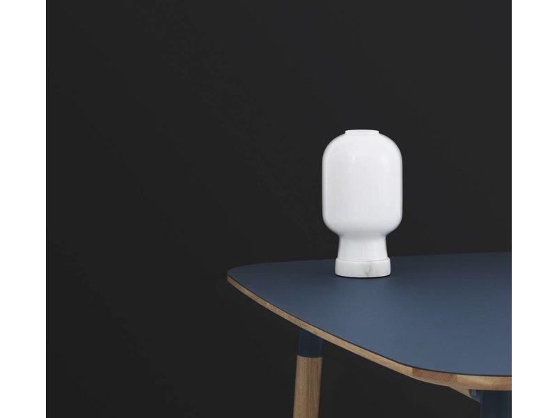 Normann Copenhagen AMP tafellamp wit