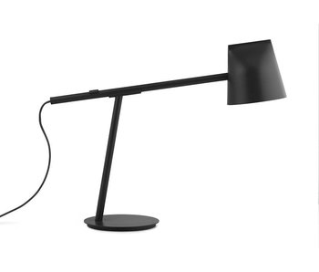 Normann Copenhagen Momento lampe de table noir